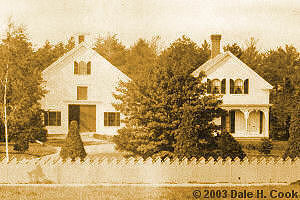 Isaac S. Packard Homestead, Brockton